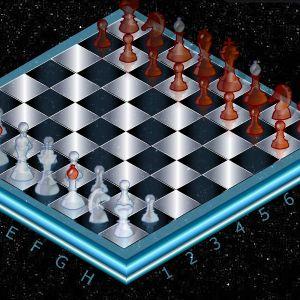 Играть 3D шахматы онлайн