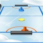Играть Аэрохоккей с Микки Маусом онлайн