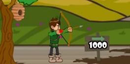 Играть Бен 10 против Бакугана онлайн