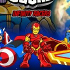 Играть Гонки Железный человек онлайн