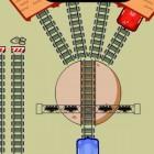 Играть Лего Сити Поезда онлайн