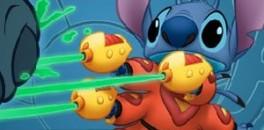 Играть Лило и Стич: Лазерная атака онлайн