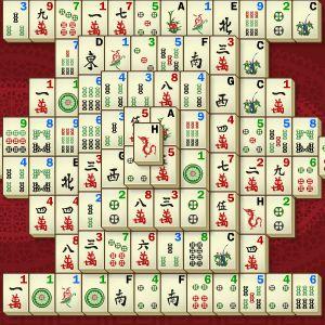 Играть Маджонг онлайн