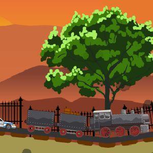Играть Машинист Поезда онлайн