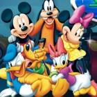 Играть Микки Маус в гонках онлайн