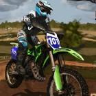 Играть На мотоцикле по грязи онлайн