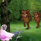 Играть Охота на Медведя онлайн
