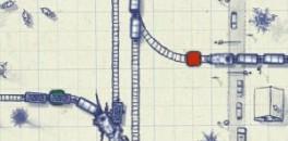 Играть Поезда по Городу онлайн