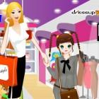 Играть Покупки к Школе онлайн
