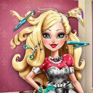 Играть Прически Эфтер Афтер Хай онлайн
