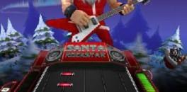 Играть Санта рок-звезда онлайн