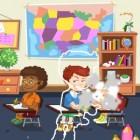 Играть Шутник в Классе онлайн