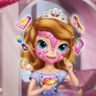 Играть София Прекрасная макияж онлайн