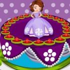Играть София Прекрасная торт онлайн
