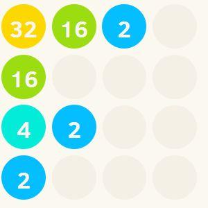 Играть 2048 онлайн
