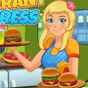 Играть Бургерная онлайн
