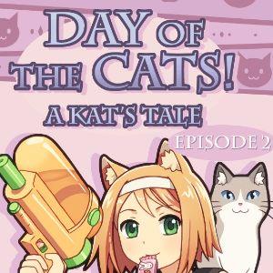 Играть День кошек 2 онлайн