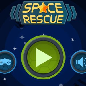 Играть Космический спасатель онлайн