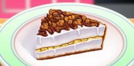 Играть Кухня Сары: банановый пирог онлайн