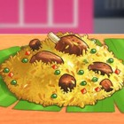 Играть Кухня Сары: баранина онлайн