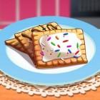Играть Кухня Сары: мини-печенье онлайн