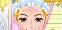 Играть Макияж принцессы онлайн