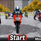 Играть Moto Xspeed GP онлайн