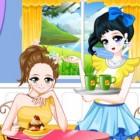 Играть Одевалка лето онлайн