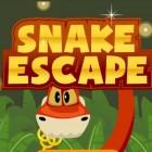 Играть Побег змеи онлайн
