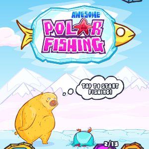 Играть Полярный Рыбалка онлайн