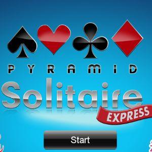Играть Pyramid Solitaire онлайн
