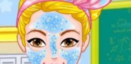 Играть Школьный макияж онлайн