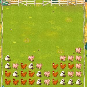 Играть Скотный двор онлайн