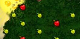 Играть Собери фрукты онлайн