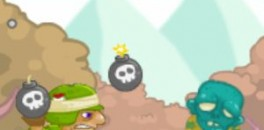 Играть Убей зомби онлайн