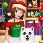Играть Уход за животными: рождество онлайн
