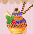Играть Украшение мороженого онлайн