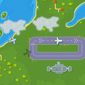Играть Воздушный Босс онлайн