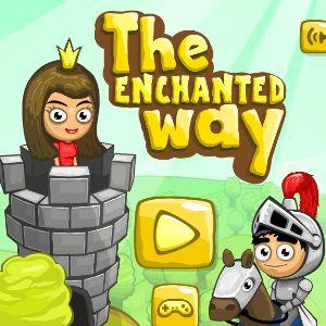 Играть Зачарованный Путь онлайн