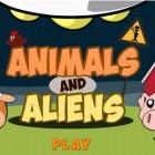 Играть Животные и Чужие онлайн