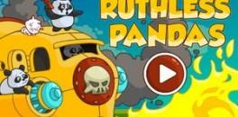 Играть Безжалостные панды онлайн