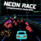 Играть Неоновые гонки онлайн