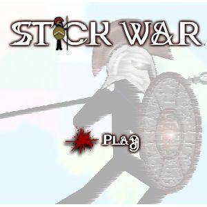 Играть Война стикменов онлайн