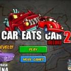 Играть Машины едят машины 2 онлайн