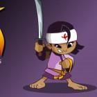 Играть 3 Foot Ninja онлайн