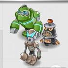 Играть Бои мини-роботов онлайн