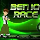 Играть Гонка Бена 10 онлайн