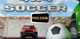 Играть Футбол на машинах 4х4 онлайн