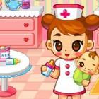 Играть Детская больница онлайн