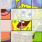 Играть Губка Боб — Пазл онлайн